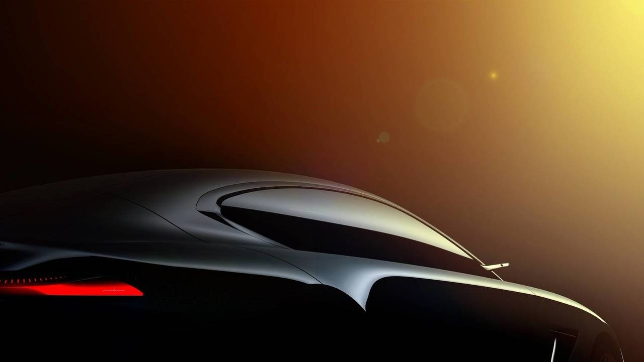 Pininfarina HK GT Teaser