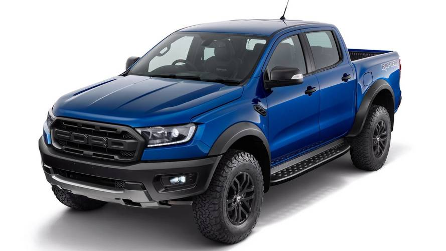 Ford descarta câmbio manual para a Ranger Raptor