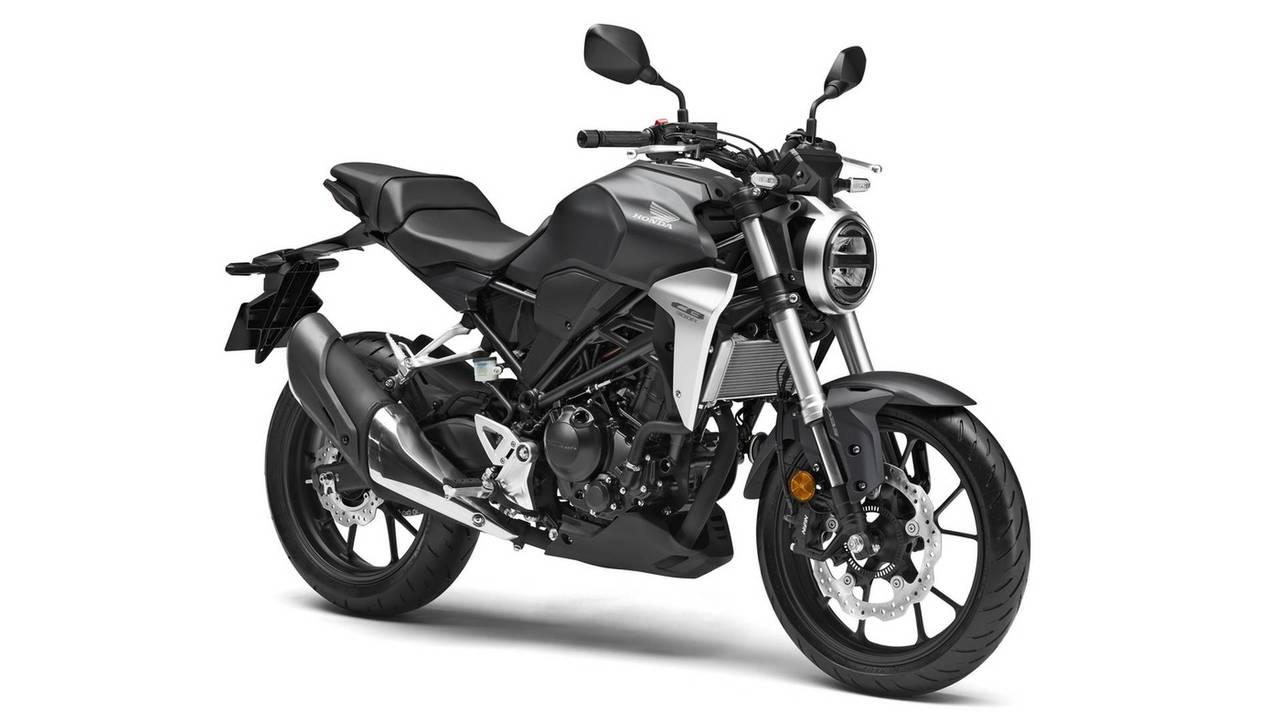 Honda CB300R 2018
