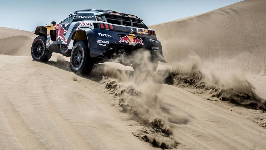 Dakar 2018: etapa 2