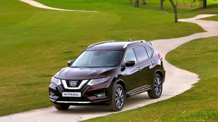 Nissan X-Trail Distinction