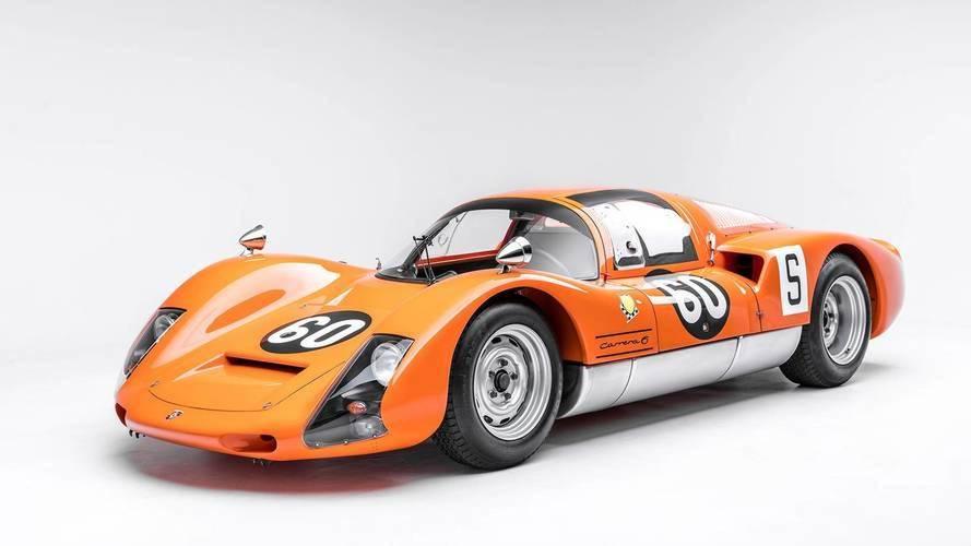 Los 5 Porsche más ligeros de la historia