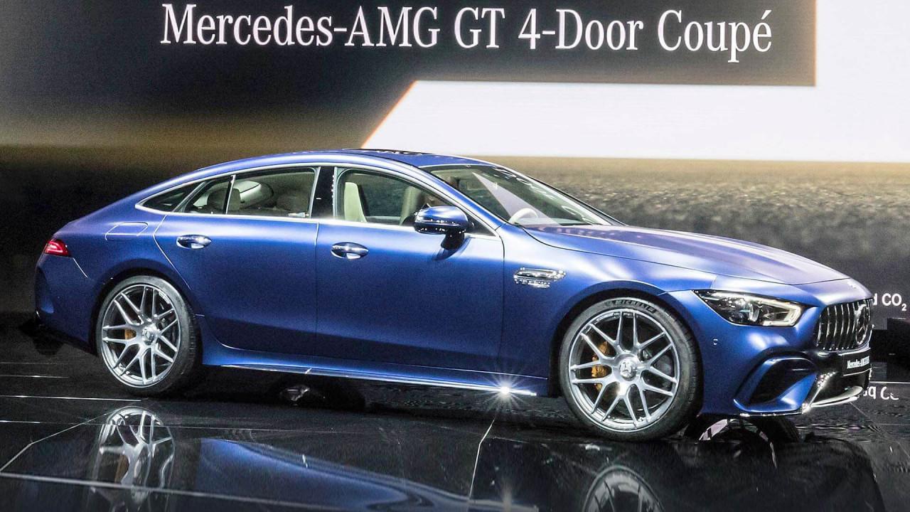 Mercedes-AMG GT Viertürer