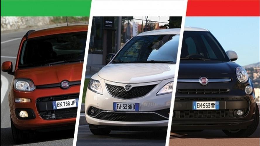 Le auto più vendute del 2016