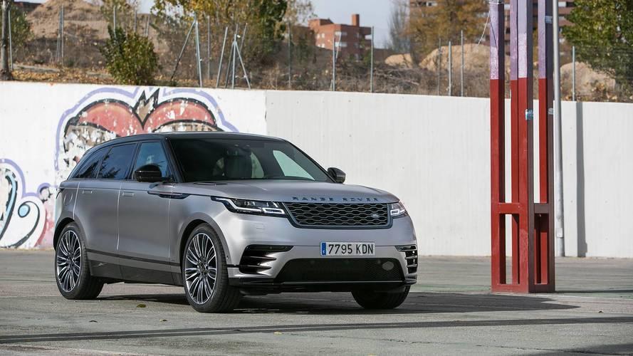 Prueba Range Rover Velar 2018, máxima seducción