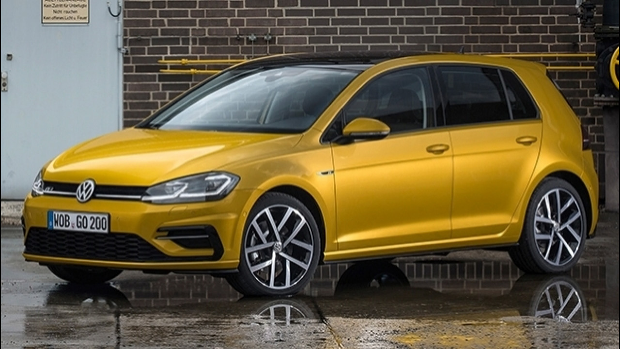 [Copertina] - Volkswagen Golf, ecco il restyling [VIDEO]