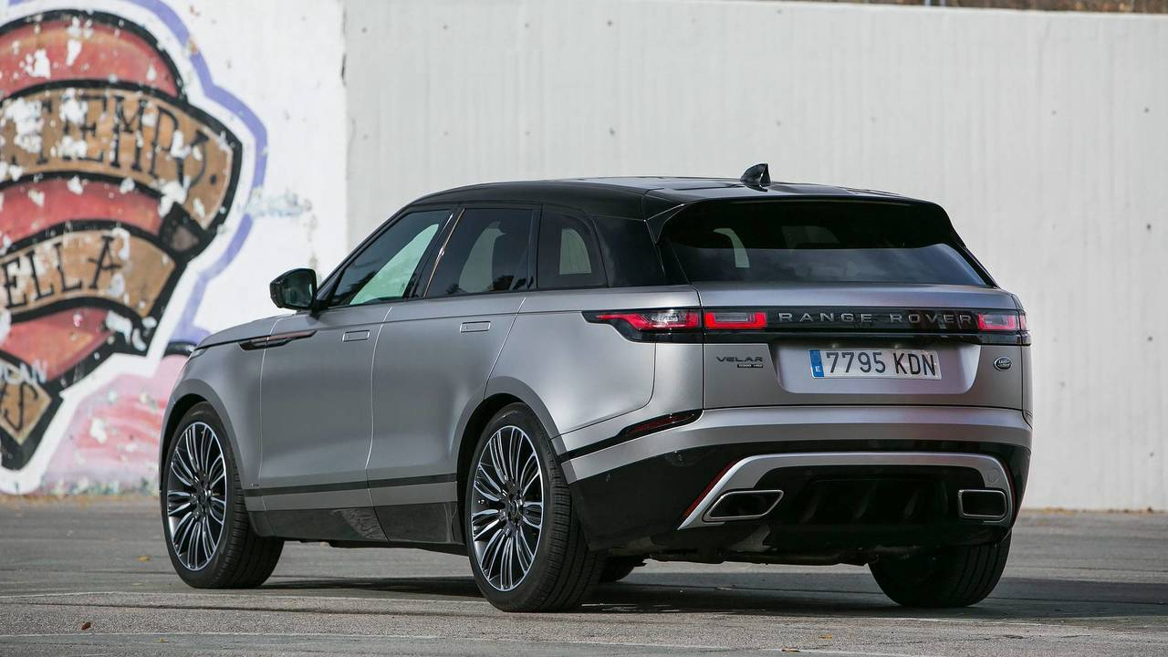 2018 World Car Design of the Year: Range Rover Velar