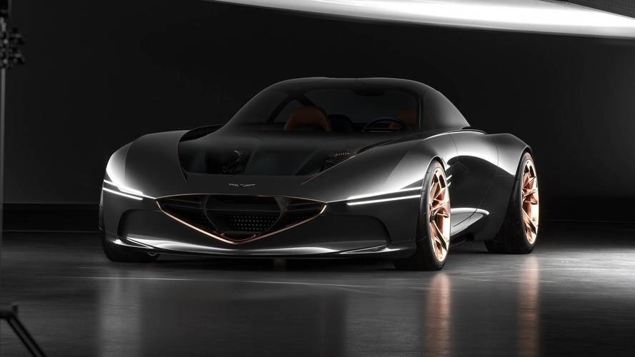 Genesis Essentia Going Into Production As Brand's Priciest Car
