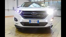 Ford Edge, la prova dei clienti premium 047