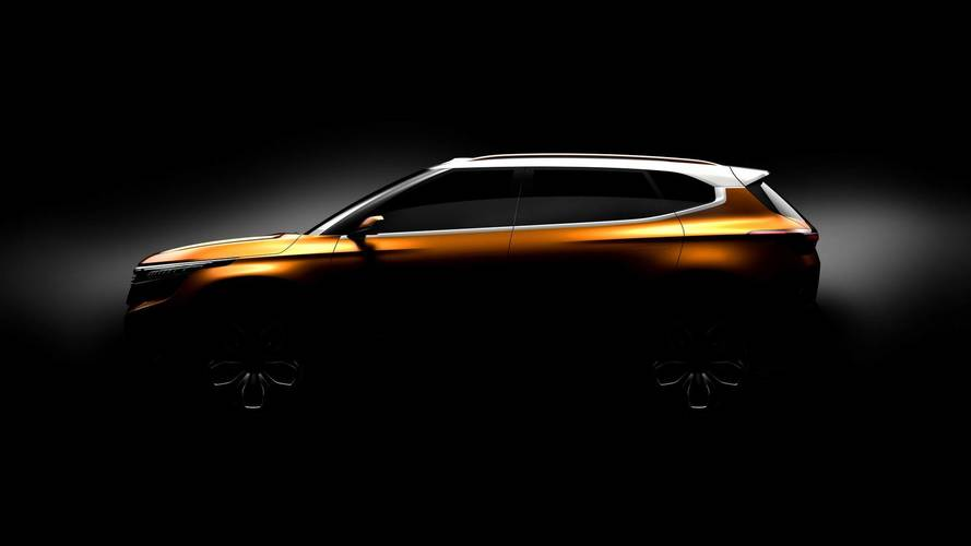 Kia SP Concept Teased To Show Crossovers Are All The Rage