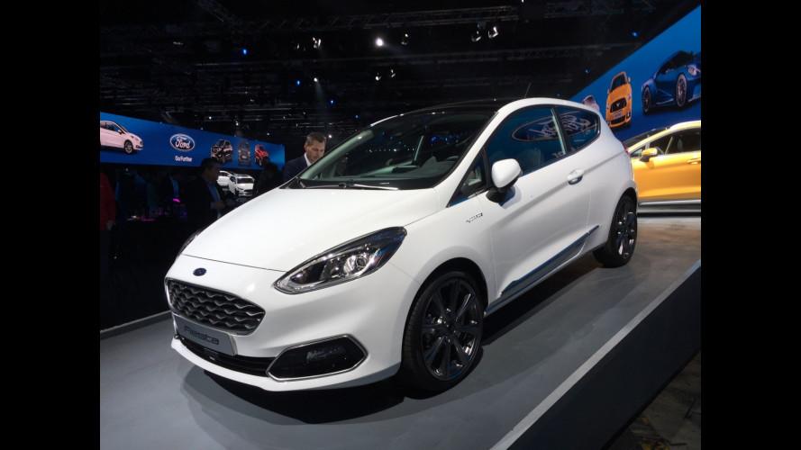 Nuova Ford Fiesta, una presentazione che è una festa [LIVE]