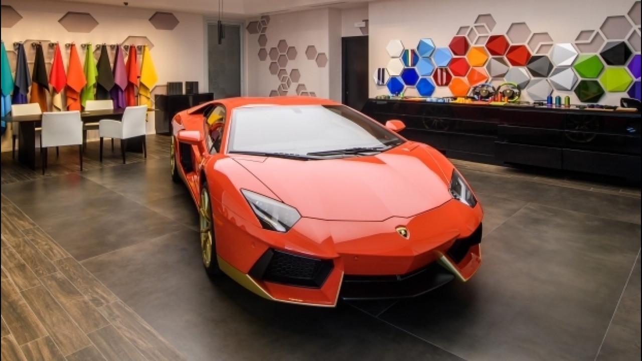 [Copertina] - Lamborghini, chi può le personalizza così [VIDEO]