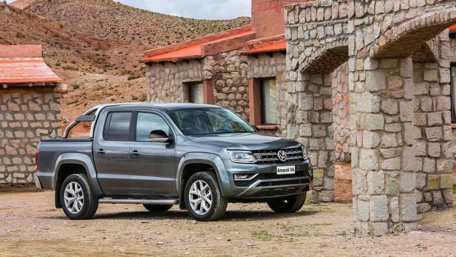 Nova VW Amarok pode ser baseada na Ford Ranger, confirma CEO