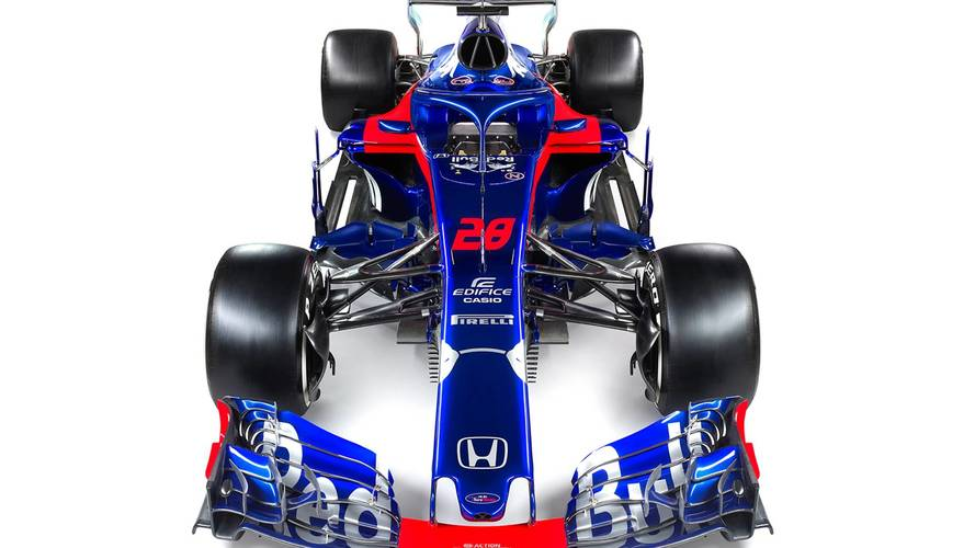 Toro Rosso STR13 F1 2018