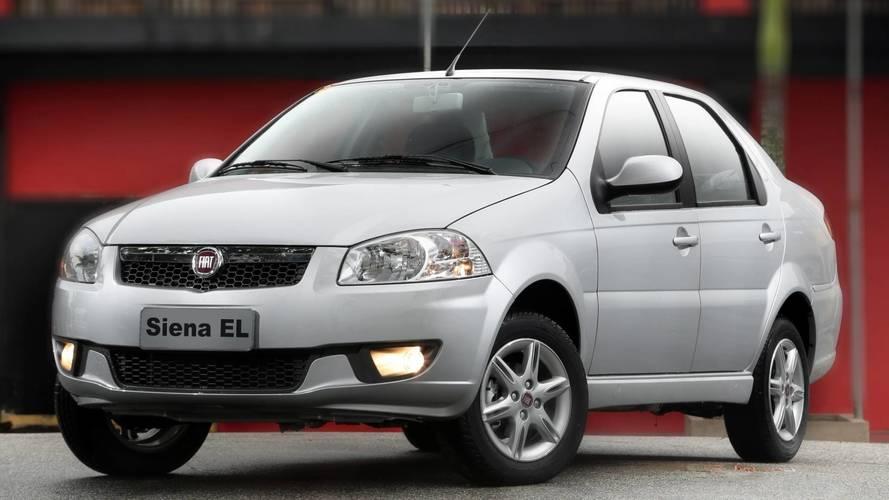 Fiat Siena e Grand Siena saem de linha na Argentina