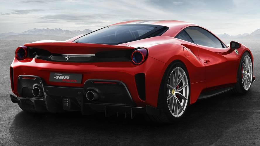 Ferrari 488 Pista,  svelata la stradale da corsa