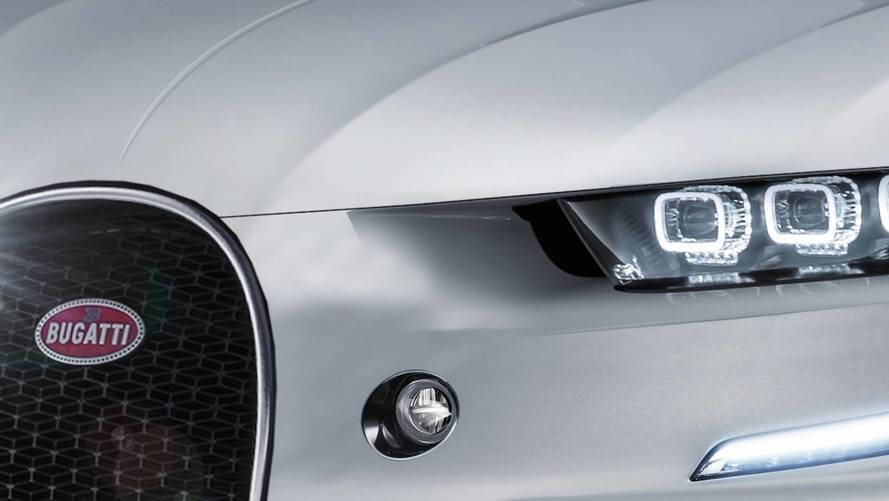 SUV Bugatti (projeção)