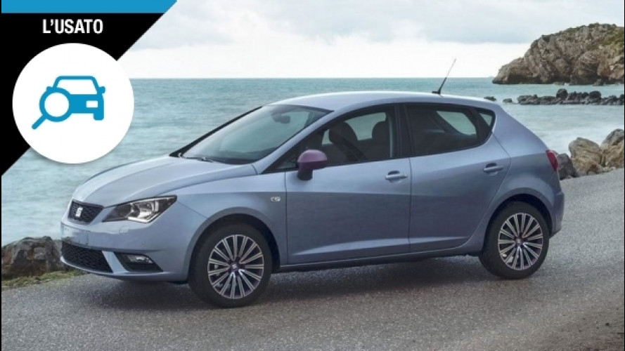 Seat Ibiza, prezzi contenuti anche per quelle del 2016