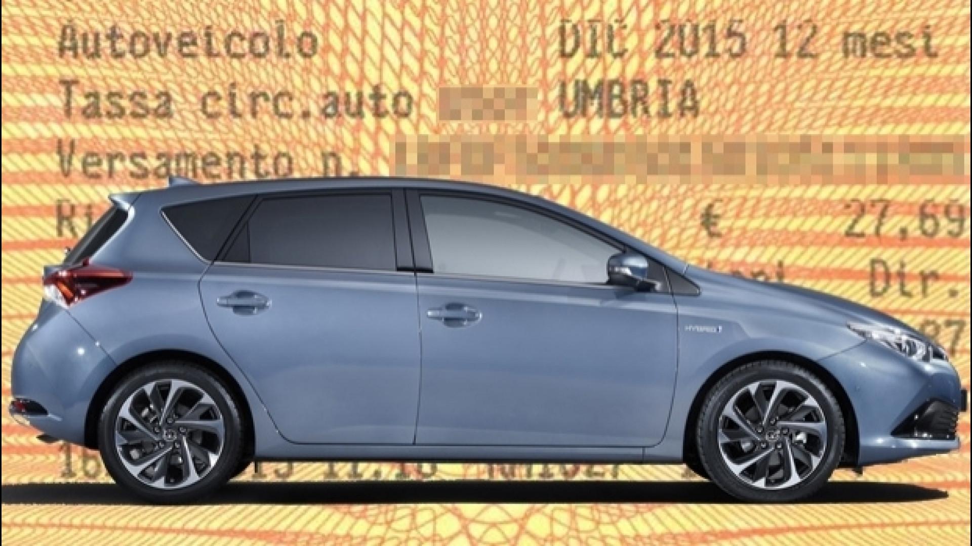 Auto Ibride Tutte Le Agevolazioni Regione Per Regione Motor1 Com