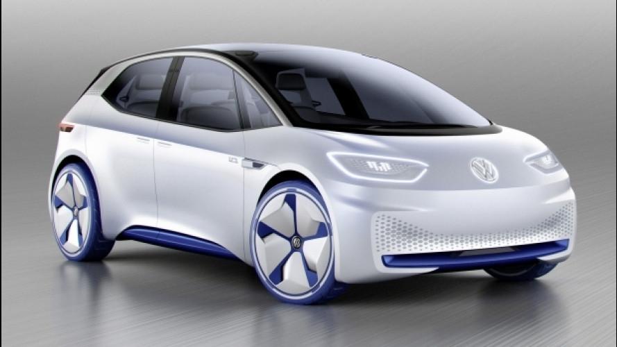 Volkswagen I.D., inizia la nuova era