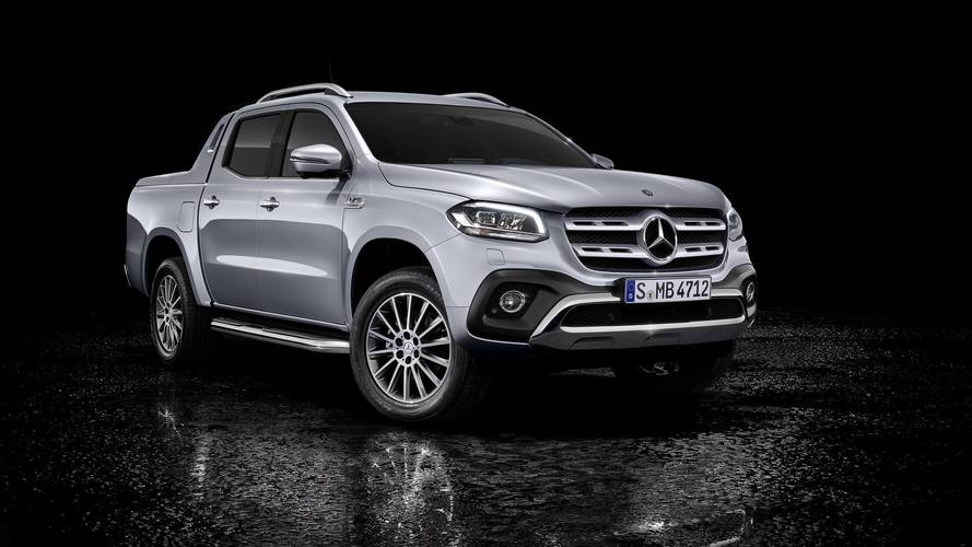 Mercedes X-Class Bringing V6 Diesel Power To Geneva