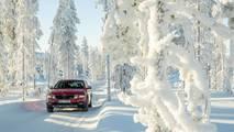 Skoda, la gamma 4x4 sulla neve