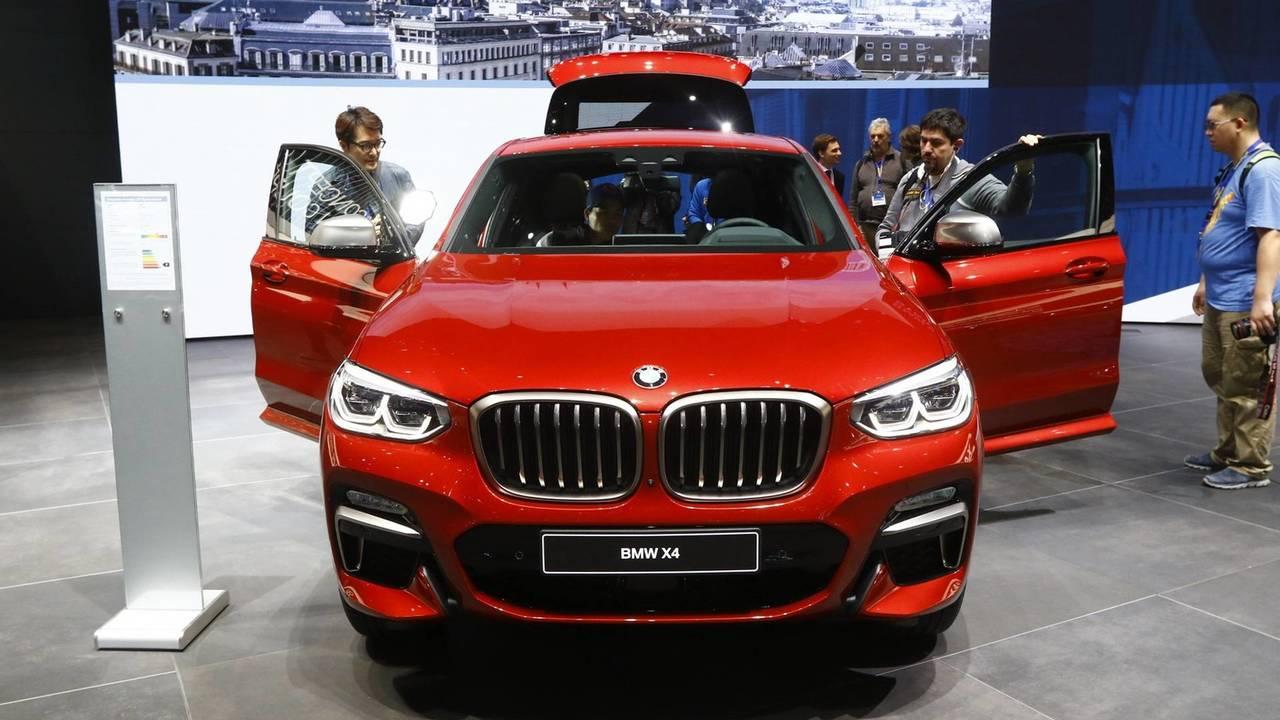 BMW en el salón de Ginebra 2018