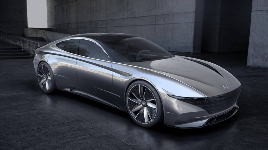 "Hyundai Le Fil Rouge Is The ""Queen""; Next Concept Will Be ""Bishop"""