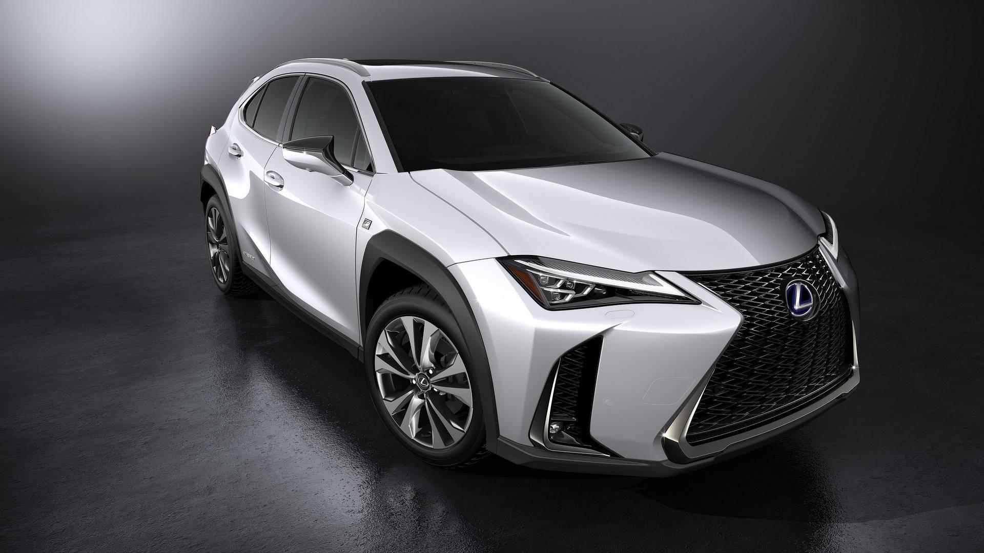 Precios Del Lexus Ux 2019 Ya Se Admiten Reservas