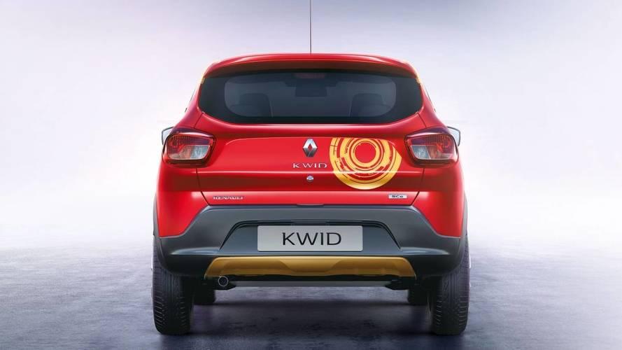 Renault Kwid edición Superheroe