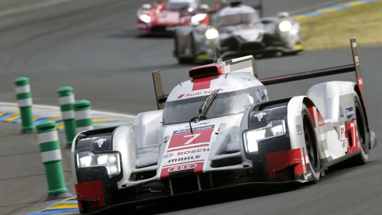 Audi - Le Mans