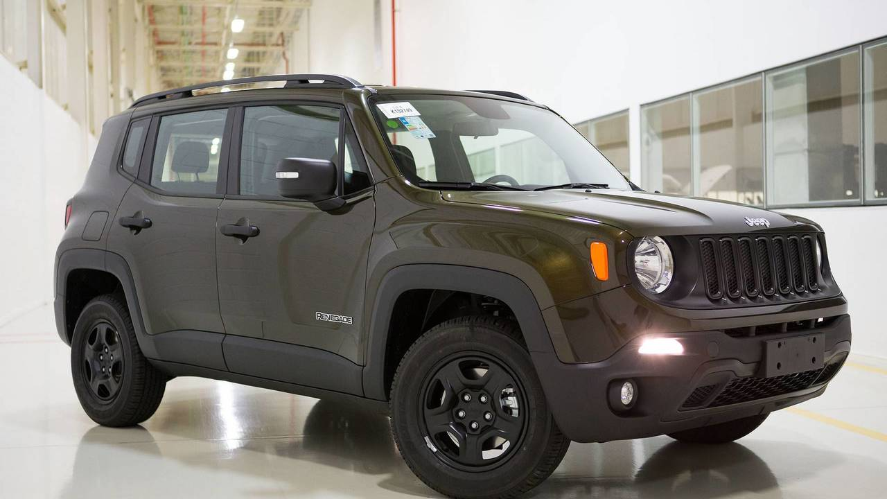 Jeep Renegade 2.0 Custom - R$ 110.290