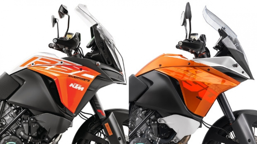 KTM Adventure 1290 Vs. 1190: come e dove cambia?