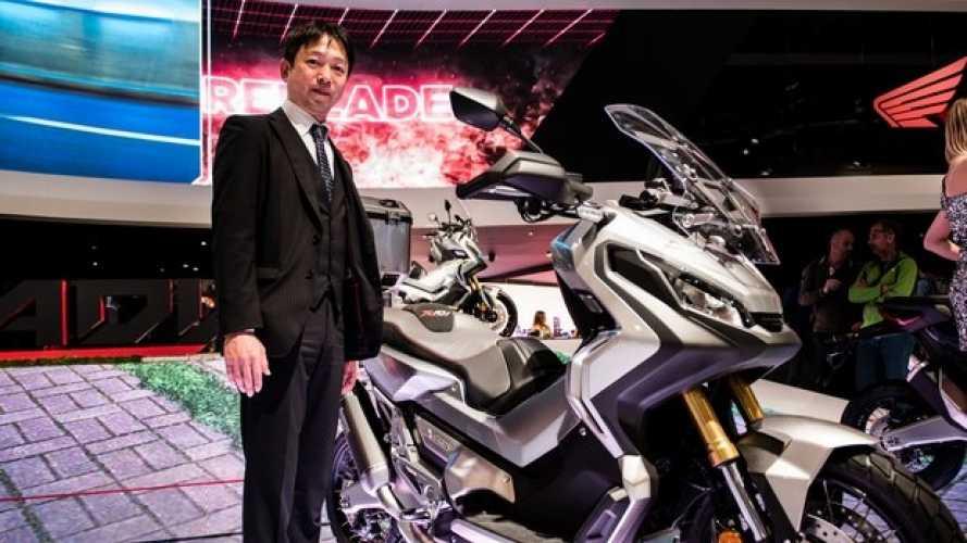 Intervista al Project Leader dell'Honda X-ADV