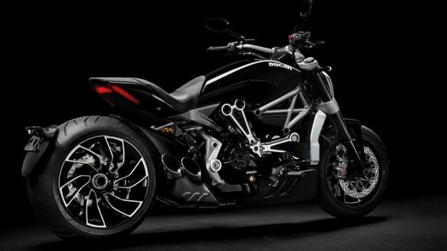 Ducati XDiavel S incassa il Good Design Award 2016