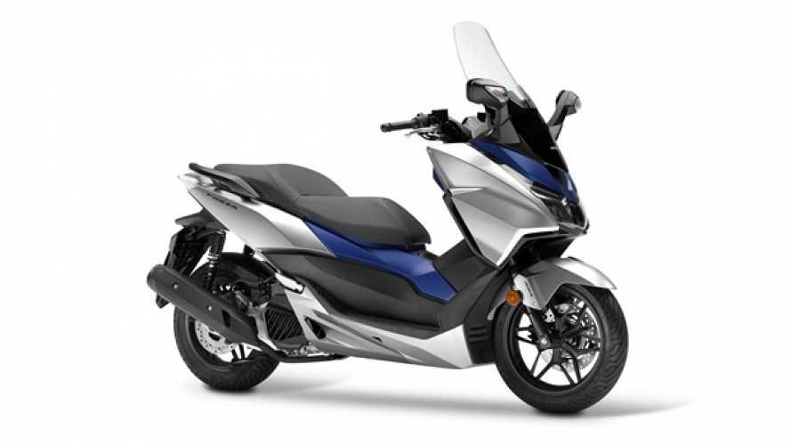 Honda Forza 125 2017