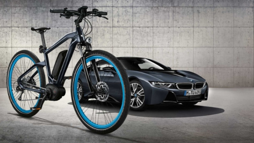 BMW Cruise e-Bike Limited Edition: esclusività a pedali
