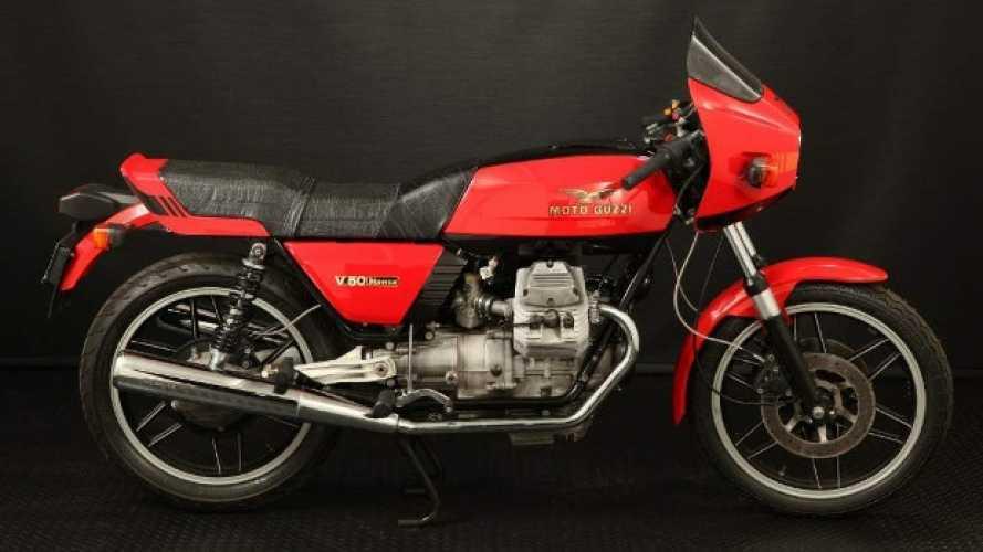 Moto Guzzi Serie Piccola: una storia italiana