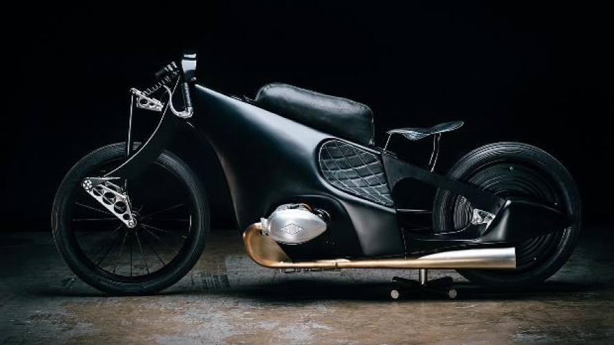 Revival Cycles BMW Landspeeder
