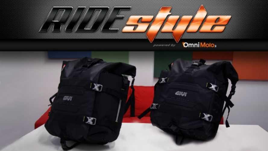 Ridestyle: borse GIVI Canyon GTR 709