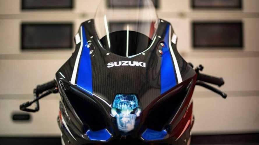 Suzuki: il carbonio nel futuro della GSX-R1000?
