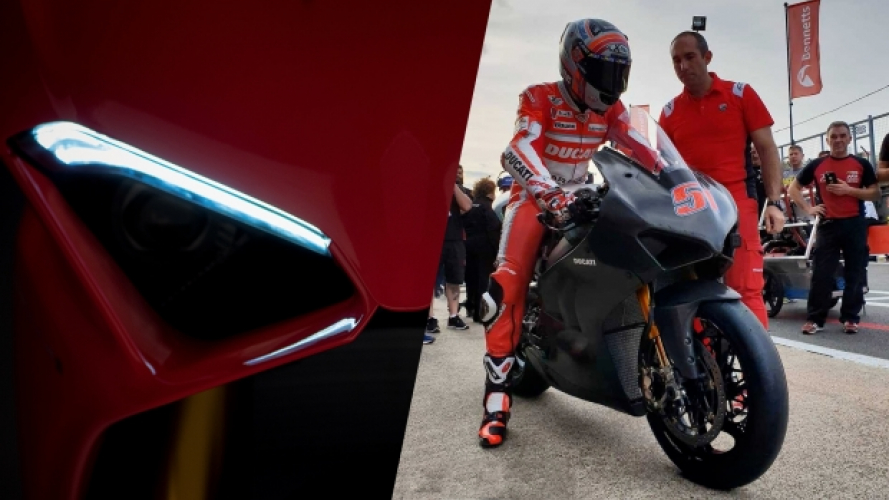 Ducati Panigale V4 R 2019, debutto in British SuperBike [VIDEO]