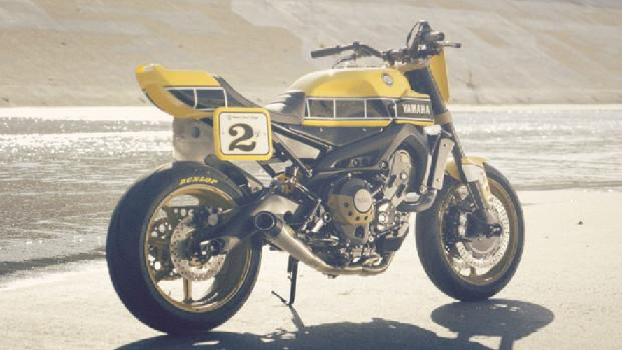 Yamaha Faster Wasp: nuova special della serie Faster Sons