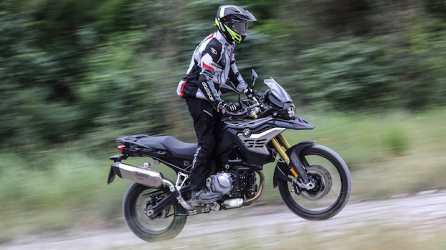 BMW F 850 GS e F 750 GS - TEST [VIDEO]