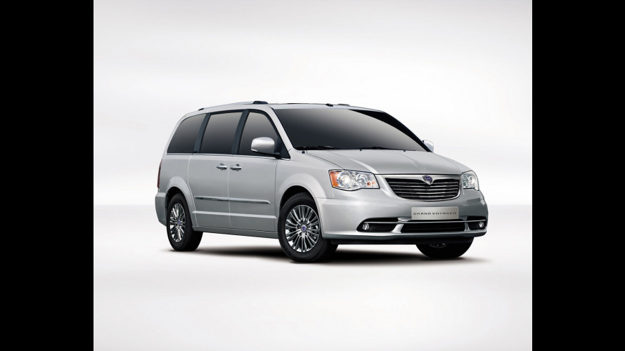 Lancia New Grand Voyager