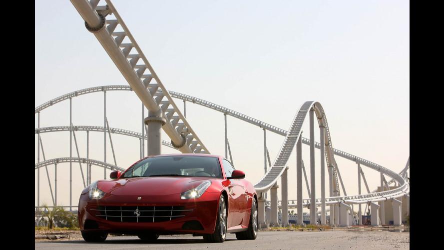 La Ferrari 458 Italia Spider a Francoforte