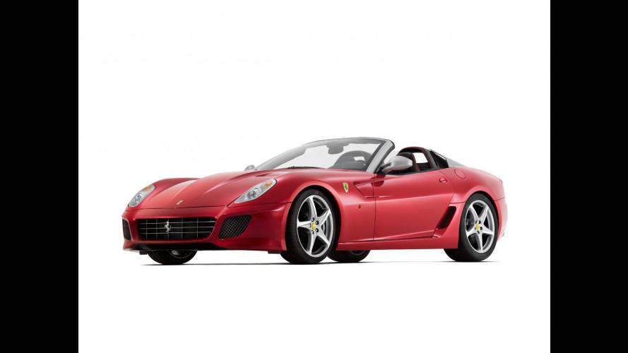 Ferrari Super America 45: sorpresa a Villa d'Este