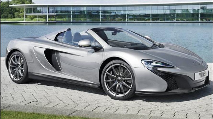 McLaren Special Operations, la 650S sta arrivando