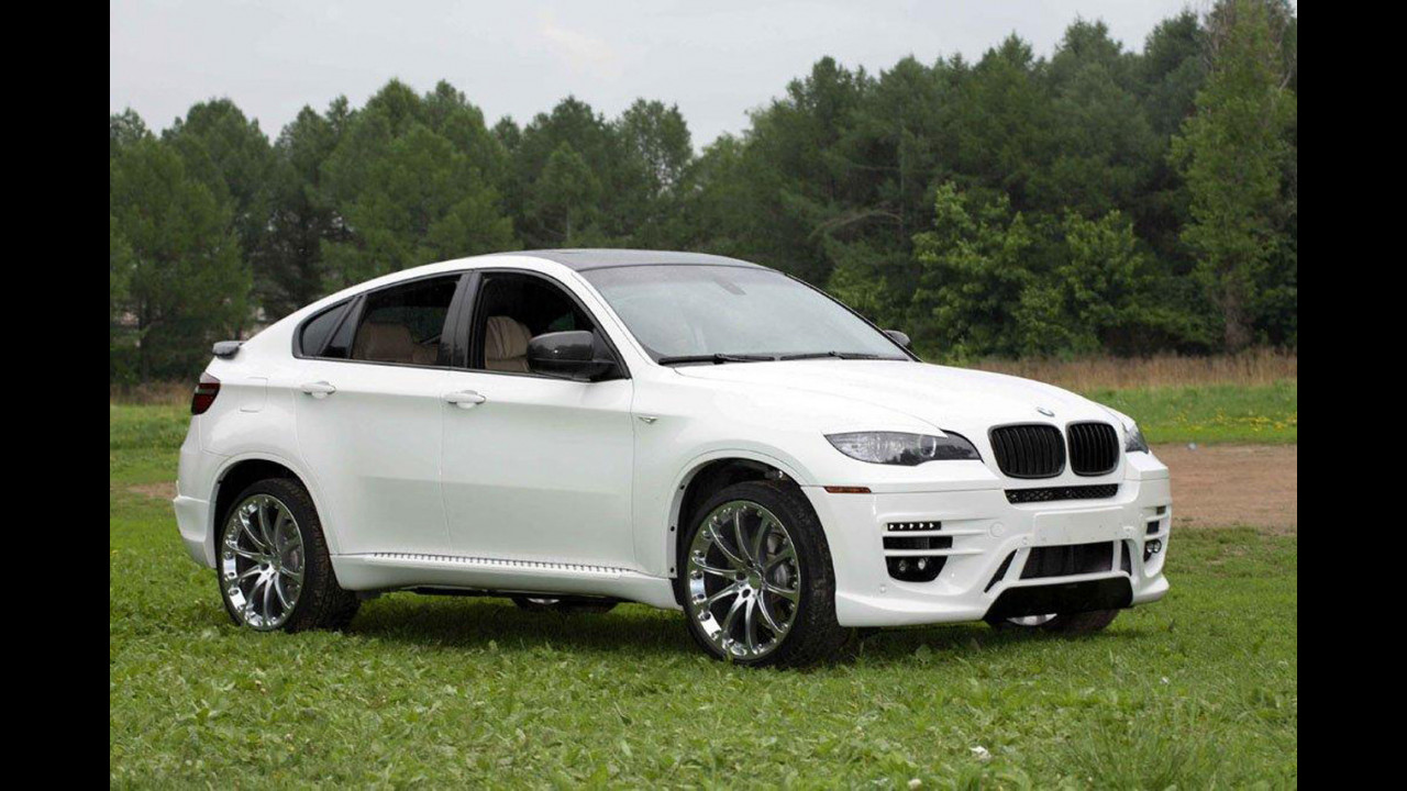BMW X6 by Status Design