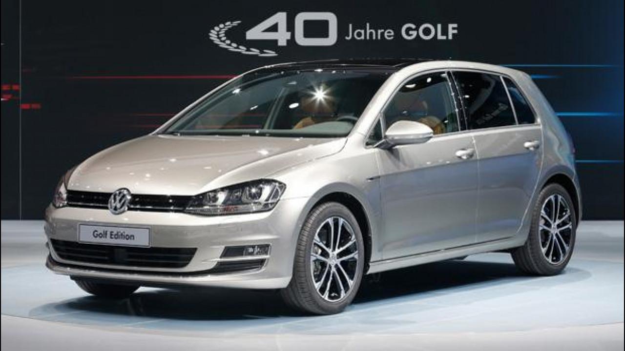 [Copertina] - Volkswagen Golf Edition, vai col lusso